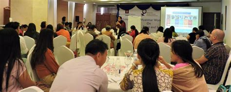 AGIPP conducted Colombia-Myanmar women exchange on women