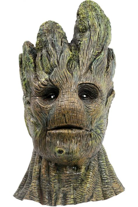 Groot Guardians of the Galaxy Cosplay Mask | Costume Party