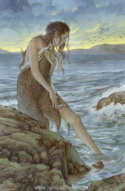 Selkie - Mythical Creatures