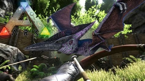 HOW TO EASILY TAME A PTERANODON | Ark: Survival Evolved