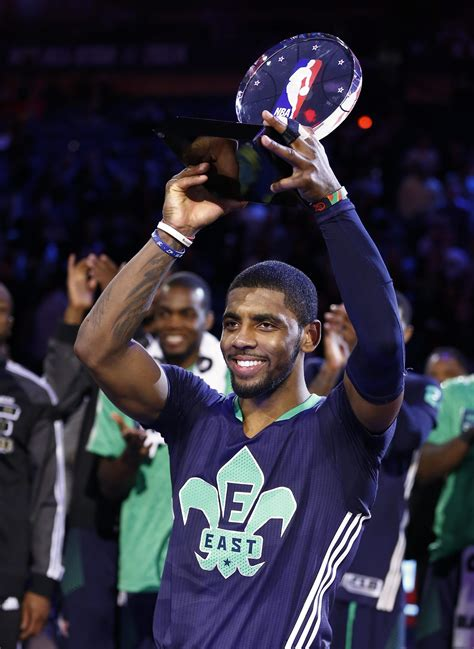 Irving Leads East in Highest-Scoring NBA All-Star Game