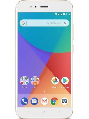 Xiaomi Mi A1 Price in India, Full Specs (12th March 2020