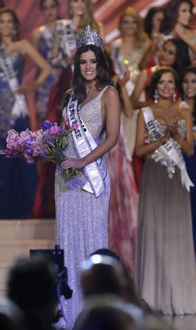Miss Universe 2015: Colombia's Paulina Vega crowned the