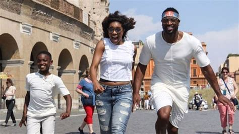 Dwyane Wade and Gabrielle Union Are Giving J-Rod a Run for