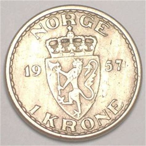 Coins: World - Europe - Norway - Price and Value Guide