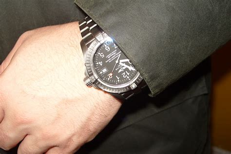 Will Breitling Avenger Seawolf Be Suitable For Ppl with