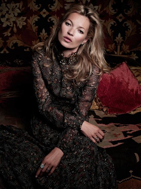 Kate Moss Is Gorgeous And Over Retouched For Madame Figaro