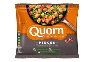 Review: Quorn vs chicken, calories and nutritional values