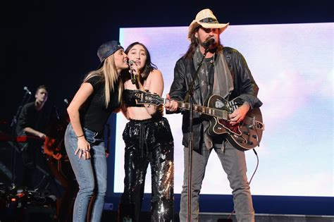 It's a Family Affair! Miley Cyrus and Billy Ray Cyrus Join