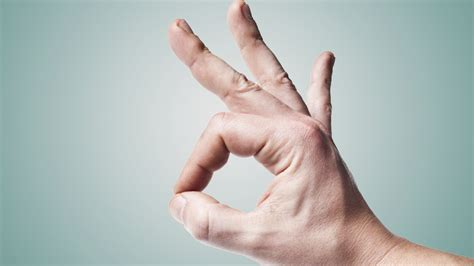 The 'OK' Hand Gesture Is Now Listed As A Symbol Of Hate : NPR
