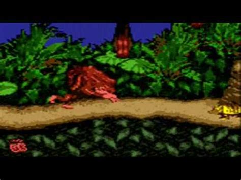 Donkey Kong Country - Nintendo Gameboy Color Review - YouTube