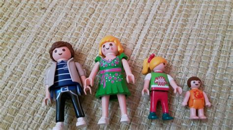 Playmobil Familie Hauser 6530 aus Family Stories unboxing