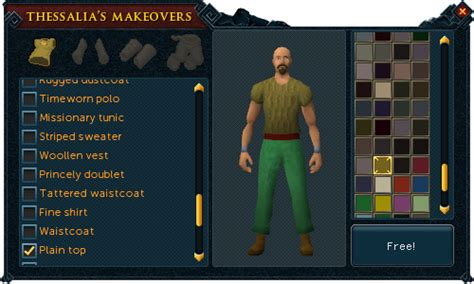Makeover | RuneScape Wiki | FANDOM powered by Wikia