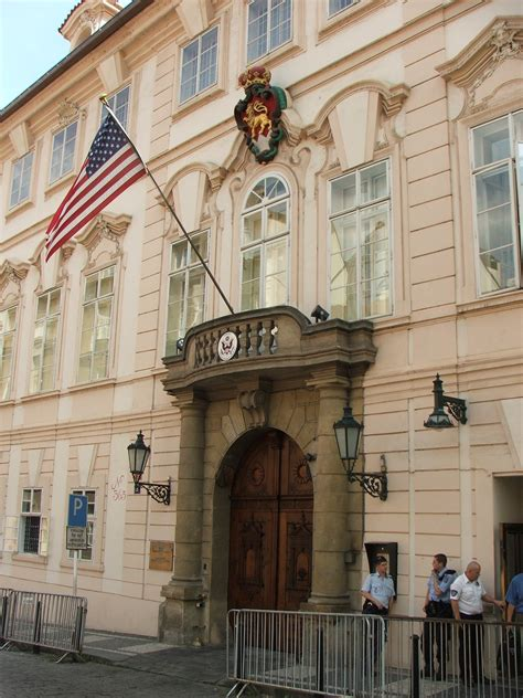 List of diplomatic missions of the United States