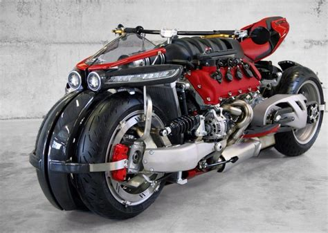 Insanely Wicked – The Lazareth LM – 847 - Bike India