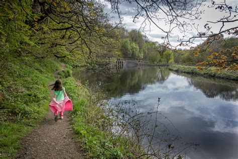 Photograph Of Burrs Country Park In Bury, Greater Manchester