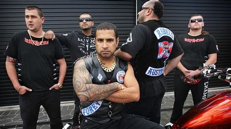 Bikies tell why they ve been lured to join Australia s