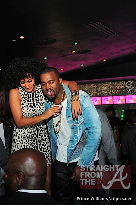 Kanye and Tracee Ellis Ross - Straight From The A [SFTA