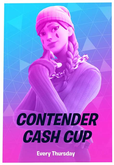 Contender's Cash Cup: Chapter 2 Season 2 - Week 5: NA West