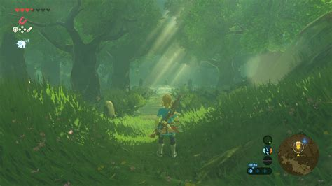 Where to find the Master Sword in Legend of Zelda: Breath