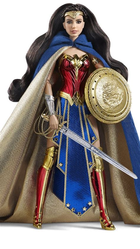 Exclusive: The Comic-Con Wonder Woman Barbie will slay
