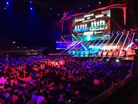 Growing Popularity of Esports Raises Concerns of Illicit