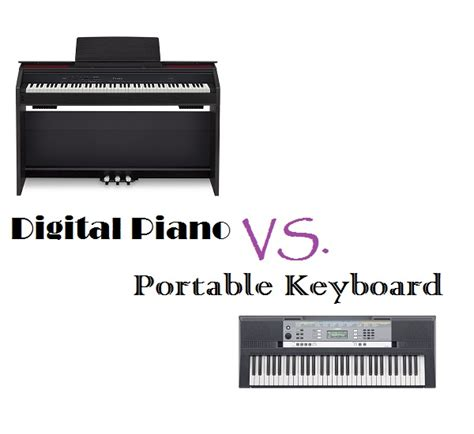 Digital Piano vs Keyboard [Updated Guide for 2020]