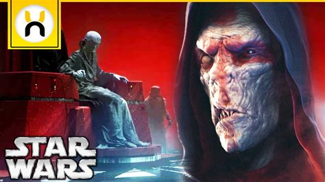Was Snoke Darth Plagueis All Along? | Star Wars Theory