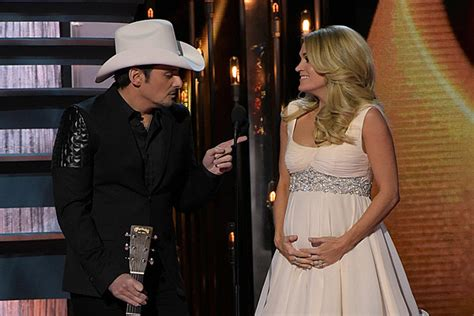 Brad Paisley Has Hilarious Congrats to Carrie Underwood