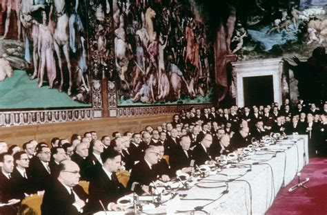 The EU-founding Treaty of Rome turns 60 days before Brexit