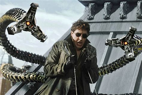 Rumor: Doctor Octopus Origin Film In The Works At Sony