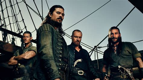 No Fairy Tale: 'Black Sails' Exposes the Gritty World of