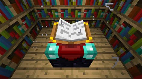 Enchantement – Le Minecraft Wiki officiel
