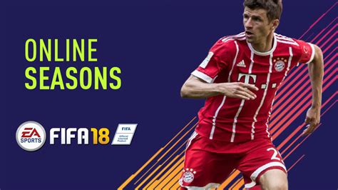 FIFA 18 Online Seasons – FIFPlay