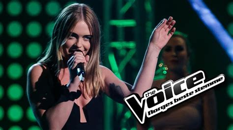 Anna Jæger - 99 Problems | The Voice Norge 2017 | Knockout