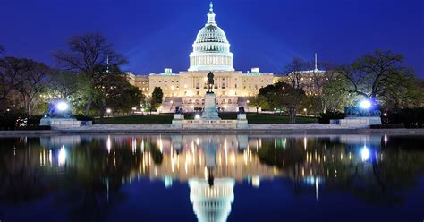DC at Night: Historical Highlights of the National Mall