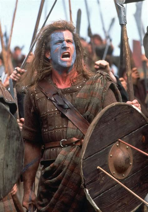 Mel Gibson directs and stars in 'Braveheart': 1995 review