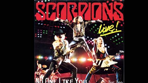 Scorpions - Can't Live Without You - YouTube