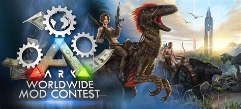 $60K up for grabs in ARK: Survival Evolved mod competition
