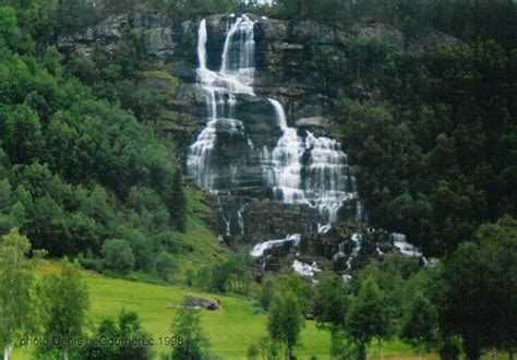 Photos from Norway : south coast, fjords, waterfalls and