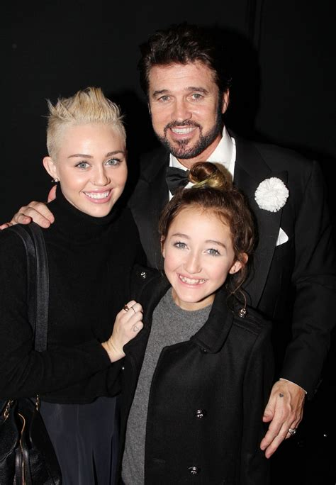 Oh My AWKWARD! Billy Ray Cyrus Says He's Not Sure If Miley