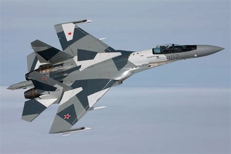 China Receives First Advanced Su-35 Flankers From Russia