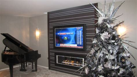 Wall-Mounted Flat Screen TV Frame | Frame Your TV BLOG Central