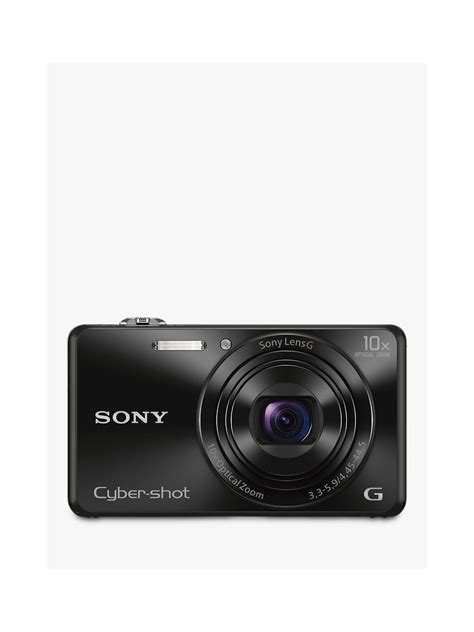 Sony Cyber-shot DSC-WX220 Camera, HD 1080p, 18
