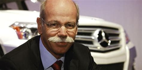 Mercedes CEO Describes Inventions of the Future