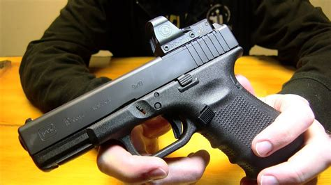 FIRST LOOK: Brand New from Glock: The Glock 17 MOS & Glock