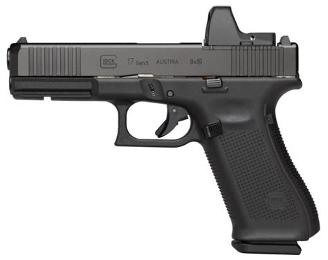 MORE MOS: GLOCK Announces Optic-Ready Gen5 G17 And G19