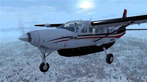 CARENADO C208B - GRAND CARAVAN FROM ERA ALASKA - YouTube