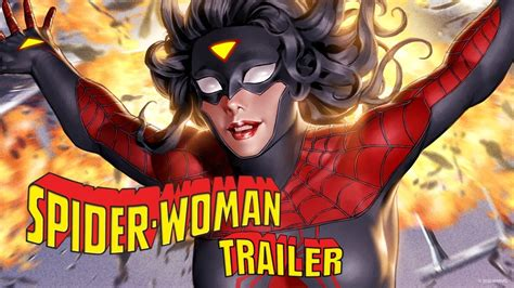SPIDER-WOMAN #1 Trailer | Marvel Comics | Film Review Online