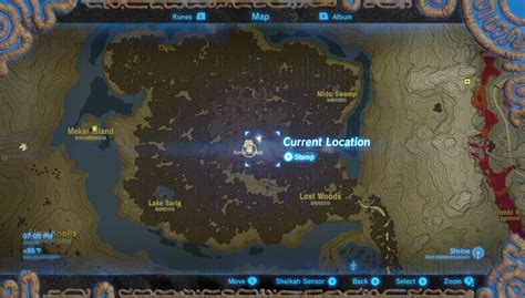 Breath of the Wild: How to Get the Master Sword | USgamer